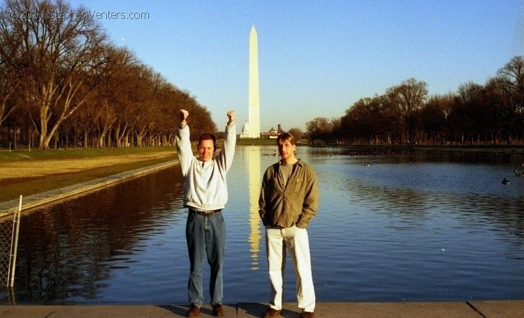 Trip to Washington D.C. 1998 - StephenVenters.com
