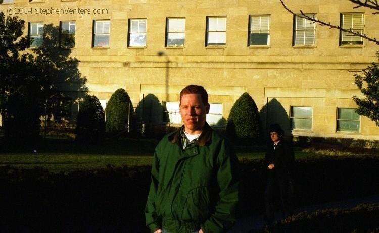 Trip to Washington D.C. 1998 - StephenVenters.com