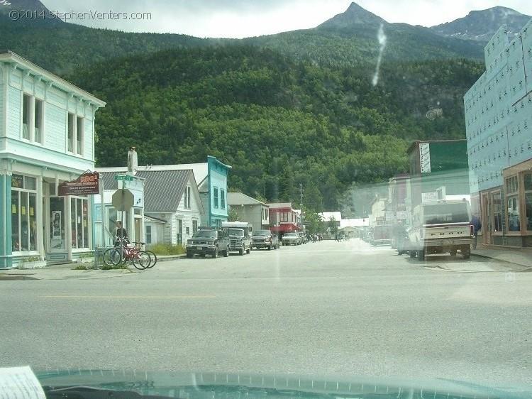 Trip to Skagway, Alaska 2005 - StephenVenters.com