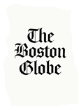 The Boston Globe by Lois Woolley